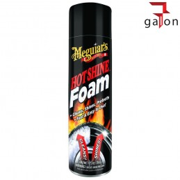 MEGUIARS HOT SHINE TIRES FOAM G13919