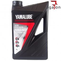 YAMALUBE 4-S SEMI SYNTHETIC 4T 10W40 4L