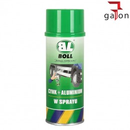 BOLL CYNK + ALUMINIUM SPRAY 400ML
