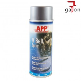 APP V BELT SPRAY 400ML ŚRODEK DO PASKÓW KLINOWYCH