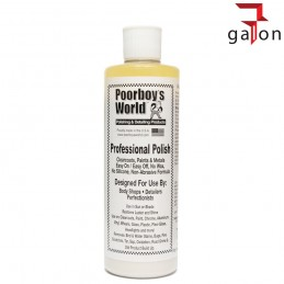 POORBOY`S WORLD PROFFESIONAL POLISH 473ML