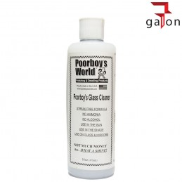 POORBOY`S WORLD GLASS CLEANER 473ML