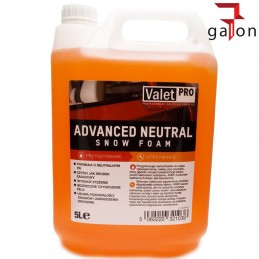 ValetPRO ADVENCED NEUTRAL SNOW FOAM 5L