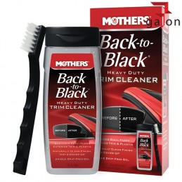 MOTHERS BACK TO BLACK HEAVY DUTY TRIM CLEANER KIT