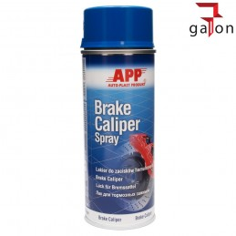 APP BRAKE CALIPER SPRAY 400ML NIEBIESKI