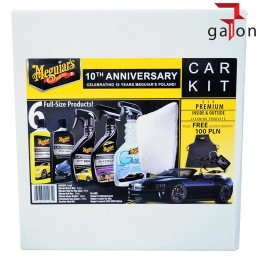MEGUIARS 10th ANNIVERSARY CAR KIT G550