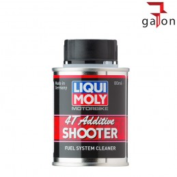 LIQUI MOLY MOTORBIKE 4T ADDITIVE SHOOTER 80ML 20595