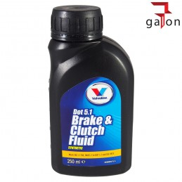VALVOLINE BRAKE FLUID DOT 5.1 250ML