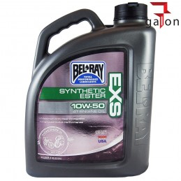 BEL-RAY EXS ESTER 4T 10W50 4L SYNTETYK