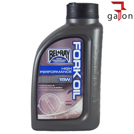 BEL-RAY FORK OIL 15W 1L