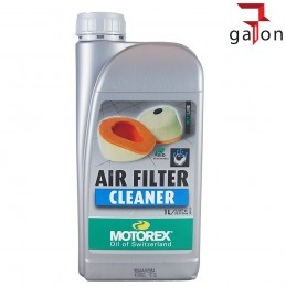 MOTOREX AIR FILTER CLEANER 1L | Sklep Online Galonoleje.pl