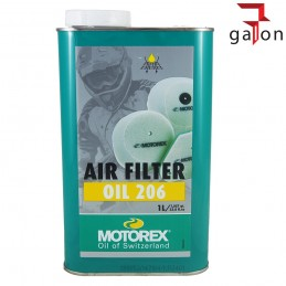 MOTOREX AIR FILTER OIL 206 1L | Sklep Online Galonoleje.pl