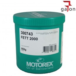 MOTOREX FETT 2000 850G SMAR