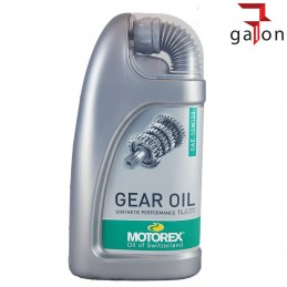 MOTOREX MOTO GEAR OIL 10W30 1L | Sklep Online Galonoleje.pl