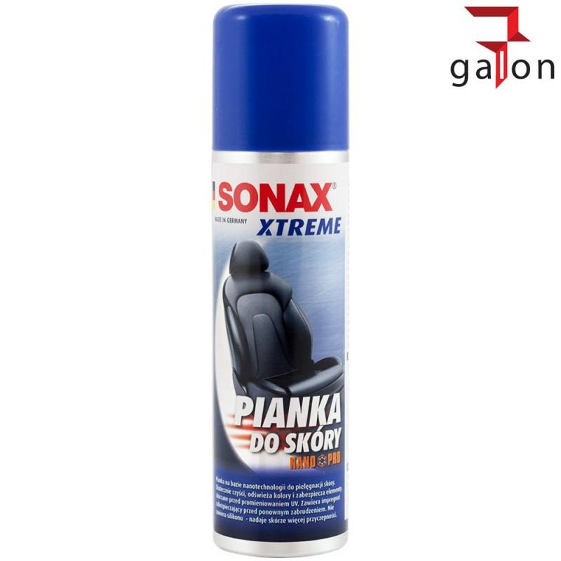 SONAX XTREME PIANKA DO SKÓRY NANO PRO 250ML 289100