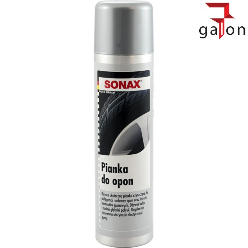 SONAX PIANKA DO OPON 400ML 435300