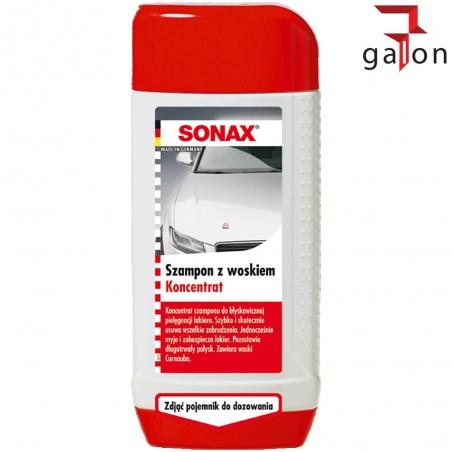 SONAX SZAMPON Z WOSKIEM KONENTRAT 500ML 313200