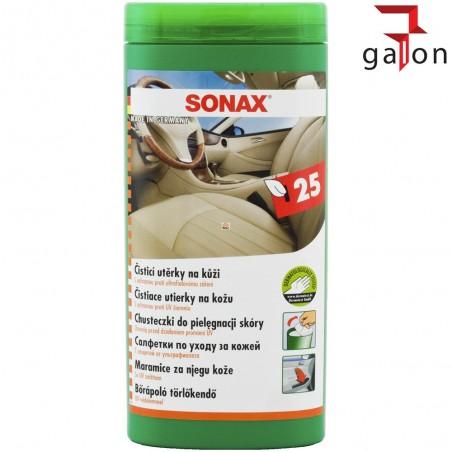 SONAX CHUSTECZKI DO PIELĘGNACJI SKÓRY 412300