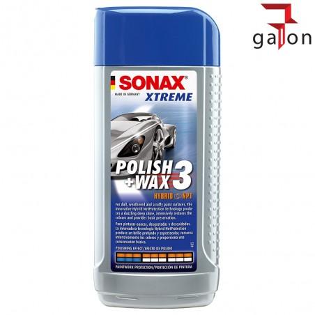 SONAX XTREME BRILLANTWAX 3 NANOPRO 250ML 202100