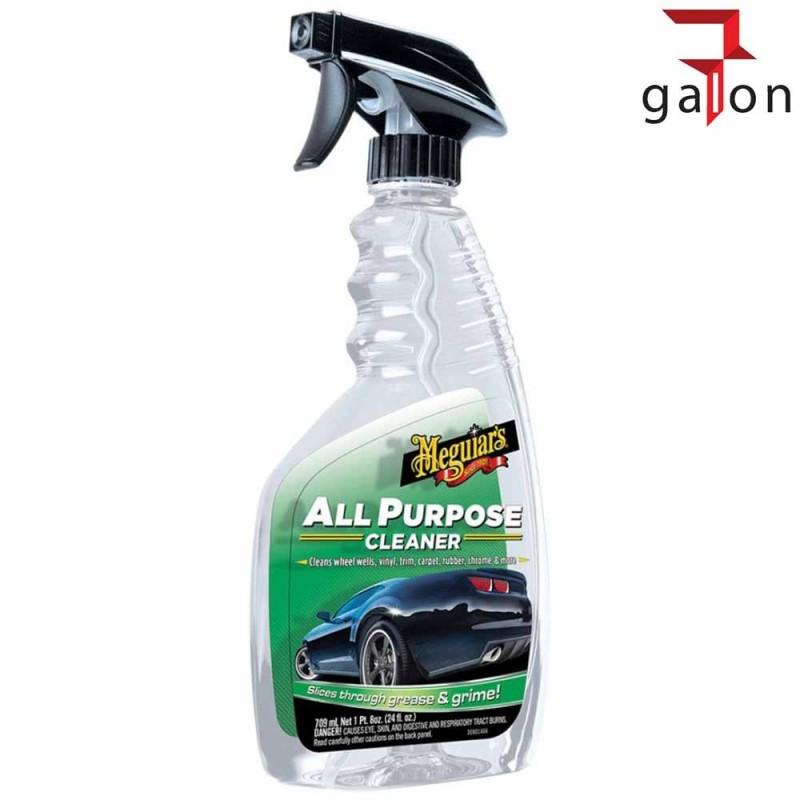 MEGUIARS ALL PURPOSE CLEANER 709ML G9624 - wielozadaniowy środek czyszcząc