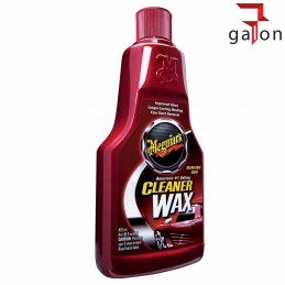 MEGUIARS CLEANER WAX LIQUID 473ML A1216