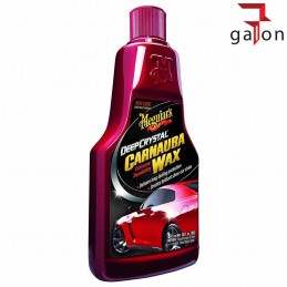 MEGUIARS DEEP CRYSTAL WAX 473ML A2216