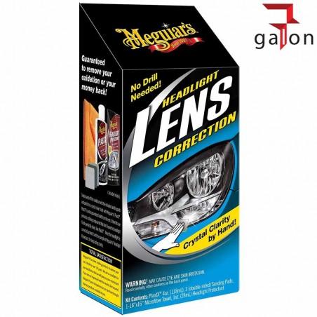 MEGUIARS HEADLIGHT LENS CORRECTION G3700