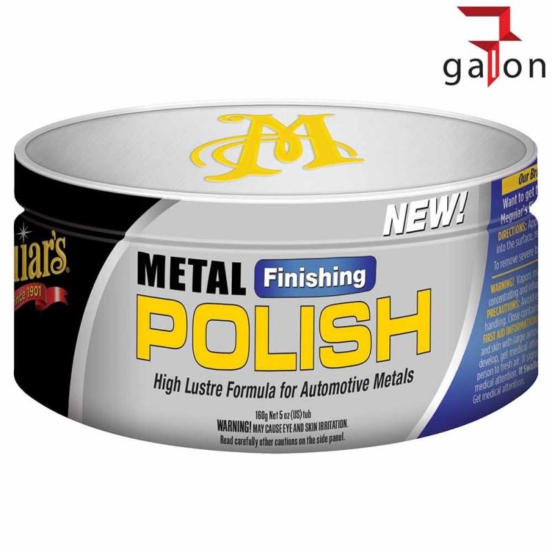 MEGUIARS FINISHING METAL POLISH G15605