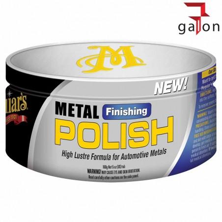 MEGUIARS FINISHING METAL POLISH 160G G15605