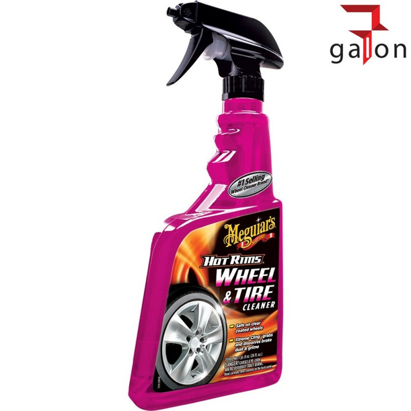 MEGUIARS HOT RIMS ALL WHELL 710ML G9524