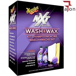 MEGUIARS NXT GENERATION WASH AND WAX KIT G9977