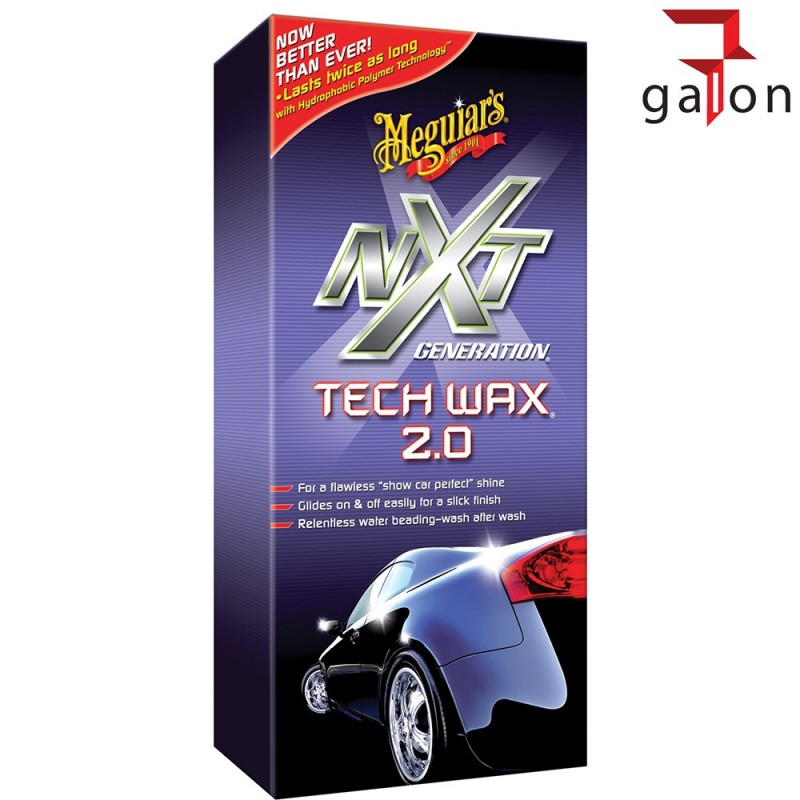 MEGUIARS NXT GENERATION TECH WAX 532ML G12718