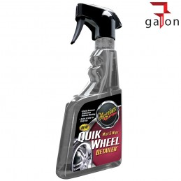 MEGUIARS QUIK WHEEL DETAILER 473ML G14616
