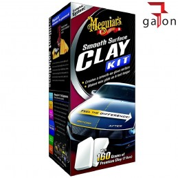 MEGUIARS SMOOTH SURFACE CLAY KIT G1016