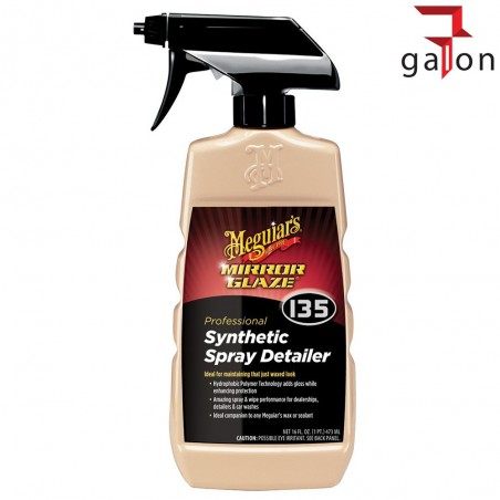 MEGUIARS SYNTHETIC SPRAY DETAILER 473ML M13516