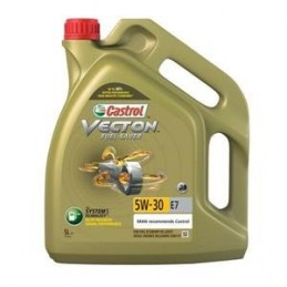 CASTROL VECTON FUEL SAVER 5W30 E7 5L