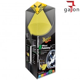 MEGUIARS WHEEL POLISHING KIT G3400