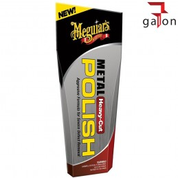 MEGUIARS HEAVY-CUT METAL POLISH 119g G15104