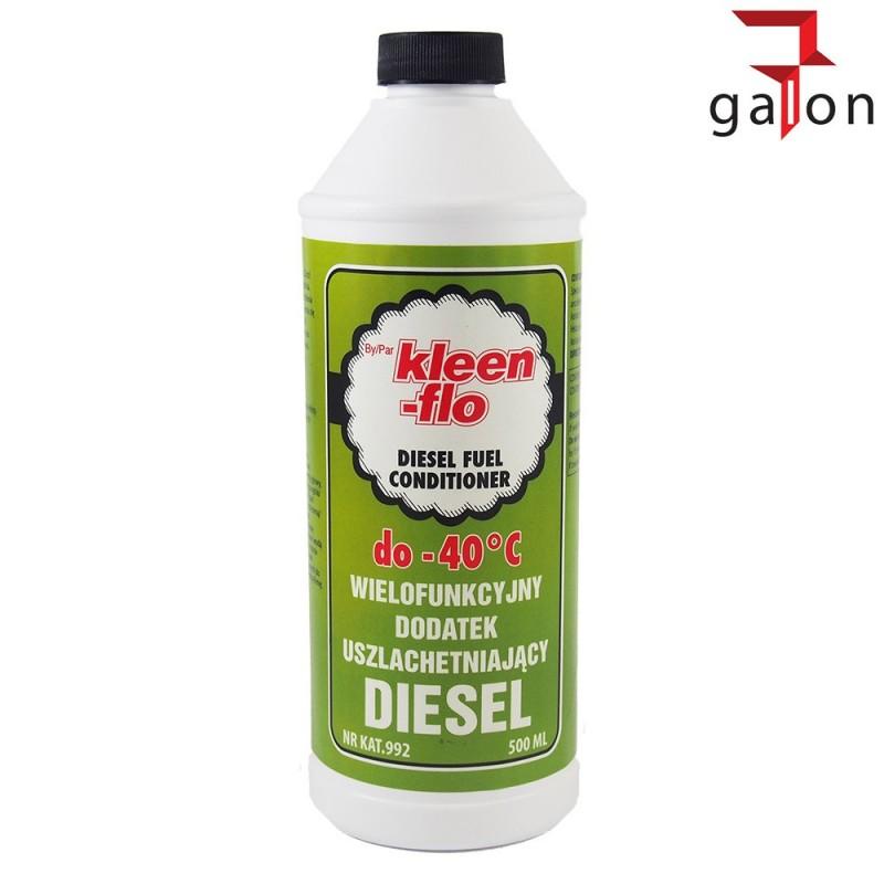 KLEEN-FLO DIESEL FUEL CONDITIONER 500ML -USZLACHETNIACZ DO DIESLA 992