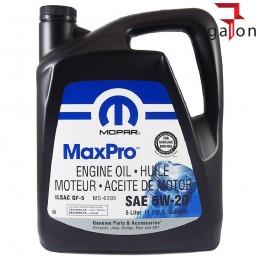 MOPAR MAXPRO 5W20 5l | Sklep Online Galonoleje.pl