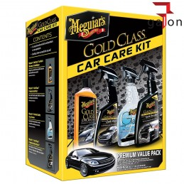 MEGUIARS GOLD CLASS CAR CARE KIT G55105