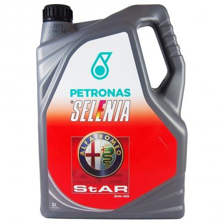 SELENIA STAR 5W40 ALFA ROMEO 5L