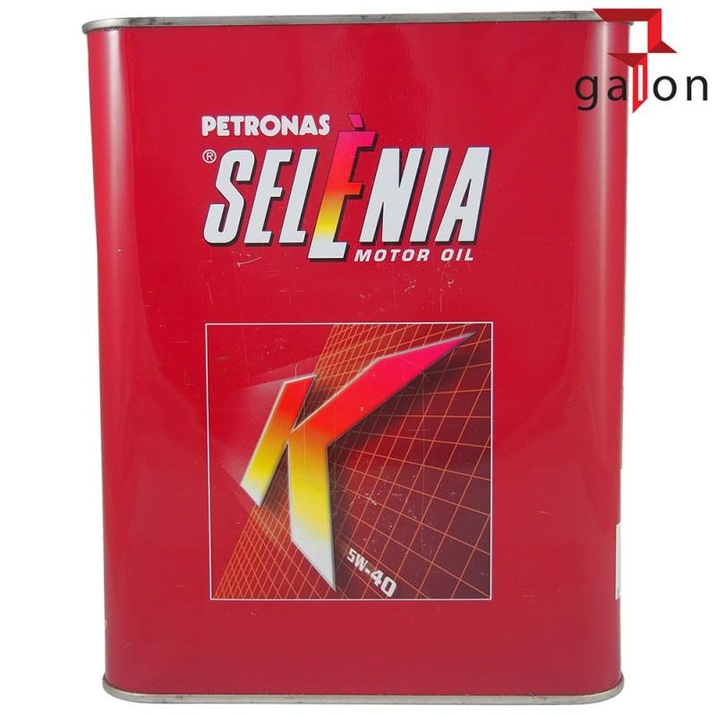 OLEJ SELENIA- K 5W40 1L