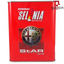 SELENIA 5W40 STAR 2L