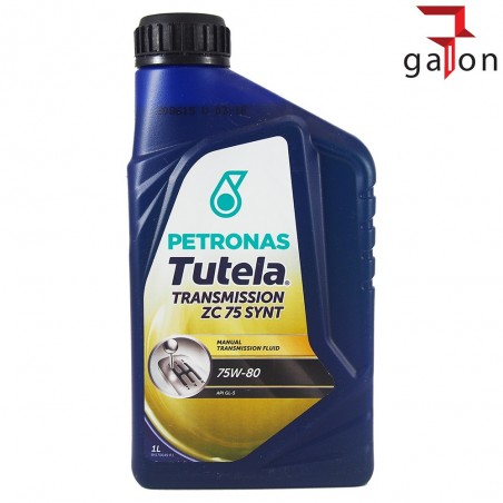 PETRONAS TUTELA ZC 75 SYNTH 75W80 1L