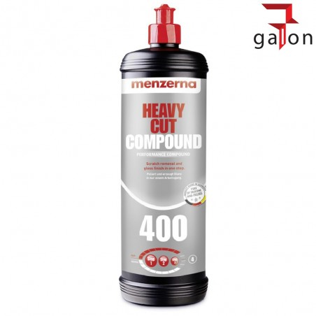 MENZERNA HEAVY CUT COMPOUND 400 1L (FG400)