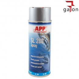 APP SL280 SPRAY 400ML SMAR DO ŁANCUCHÓW