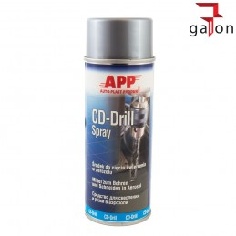 APP CD-DRILL SPRAY 400ML ŚRODEK APP DO CIĘCIA I WIERCENIA