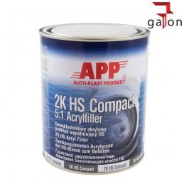 APP 2K HS COMPACT 0,83L SZARY