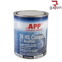 APP 2K HS COMPACT 0,83L CIEMNOSZARY
